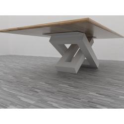 Stahlfuß für Konferenztisch 73