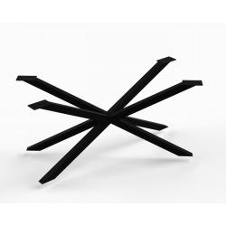 Stahlfuß für Esstisch Typ X...