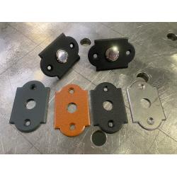 Stahlabdeckung der Gama Glocke