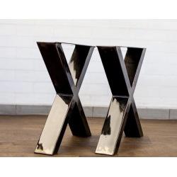 Stahltischgestell Typ 2