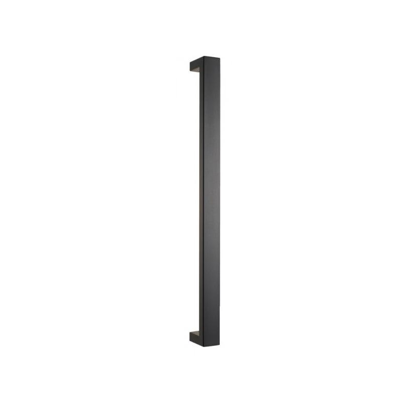 Manova quadratischer Stahlhandlauf