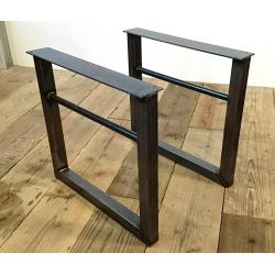 Quadratischer Tischgestell aus Metall Typ 11