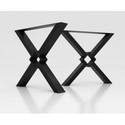 Industrielle Metallfüße für Tisch Typ 12