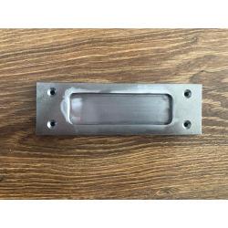 Stahlschalen für Scheunenschiebetüren Mira klein