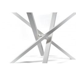 Stahlfuß für Esstisch Typ X 20