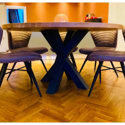 Zentrales Tischbein aus...